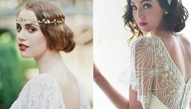the easiest wedding hairstyles for bob haircuts